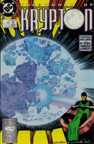 The World of Krypton # 3 Issues