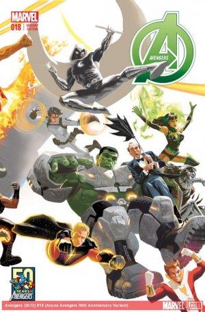 Avengers # 18