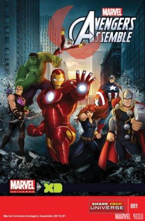 Marvel Universe Avengers Assemble édition Issues (2014)