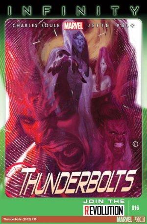 Thunderbolts # 16 Issues V2 (2012 - 2014)