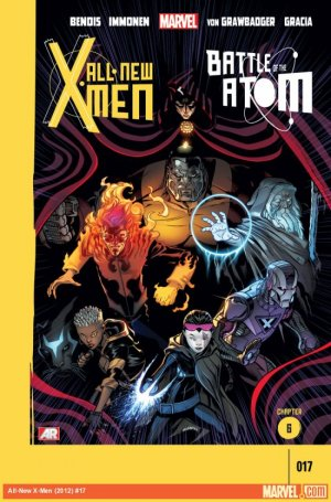 All-New X-Men # 17 Issues V1 (2012 - 2015)