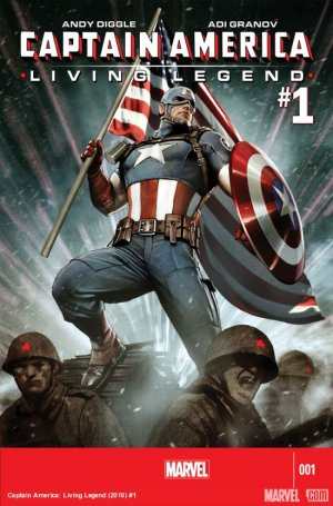 Captain America - La Légende Vivante # 1 Issues (2013 - 2014)