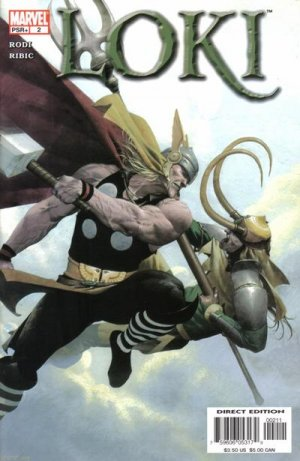 Loki # 2 Issues V1 (2004)