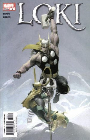 Loki # 3 Issues V1 (2004)