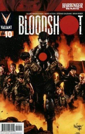Bloodshot # 10 Issues V3 (2012 - 2013)