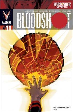 Bloodshot # 11 Issues V3 (2012 - 2013)