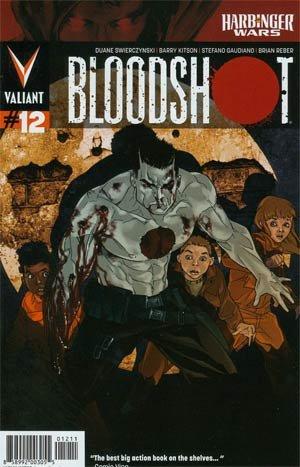 Bloodshot # 12 Issues V3 (2012 - 2013)