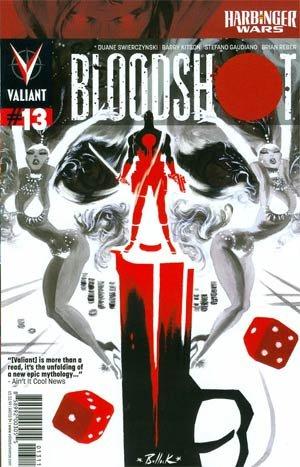 Bloodshot # 13 Issues V3 (2012 - 2013)