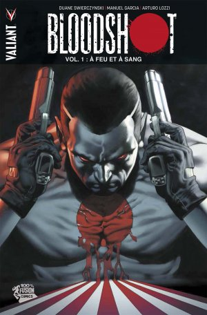 Bloodshot édition TPB softcover - Issues V3