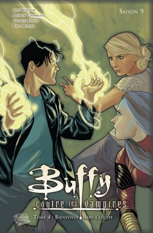 Buffy Contre les Vampires - Saison 9 # 4 TPB Hardcover (cartonnée)