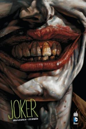 Joker édition TPB Hardcover (cartonnée) (2013)
