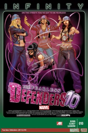 Fearless Defenders # 10 Issues V1 (2013)