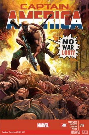 Captain America # 12 Issues V7 (2012 - 2014)