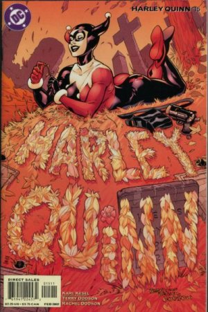 Harley Quinn # 15 Issues V1 (2000 - 2004)