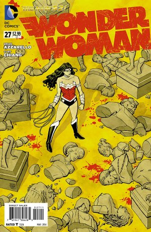Wonder Woman # 27 Issues V4 - New 52 (2011 - 2016)