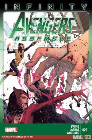 Avengers Assemble # 20 Issues V2 (2012 - 2014)