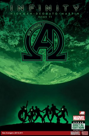 New Avengers # 11 Issues V3 (2012 - 2015)