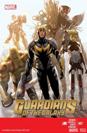 Les Gardiens de la Galaxie # 7 Issues V3 (2012 - 2015)