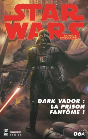 Star Wars comics magazine 6 - Couverture A