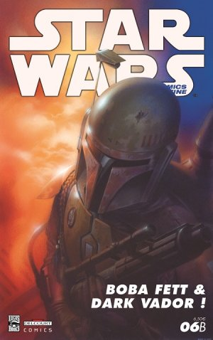 Star Wars comics magazine # 6