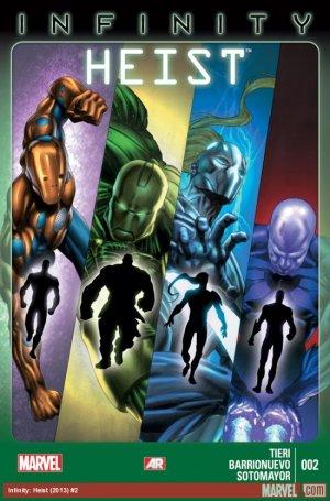 Infinity - Heist # 2 Issues (2013 - 2014)