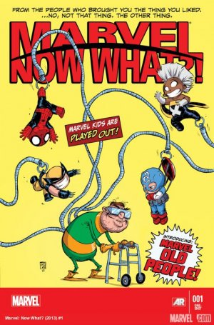 Marvel - Now What ? édition Issues