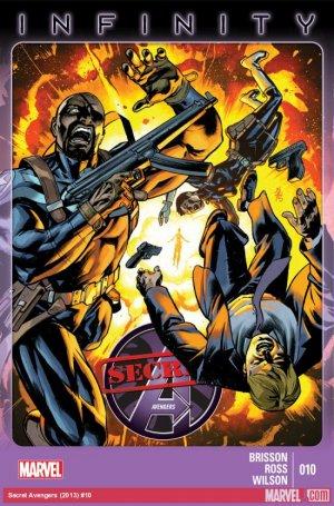 Secret Avengers # 10 Issues V2 (2013 - 2014)