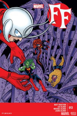 FF # 13 Issues V2 (2012-2014)