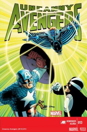 Uncanny Avengers # 13 Issues V1 (2012 - 2014)