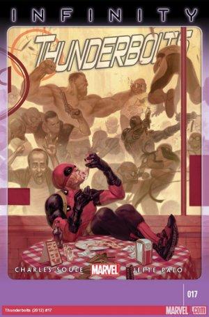 Thunderbolts # 17 Issues V2 (2012 - 2014)