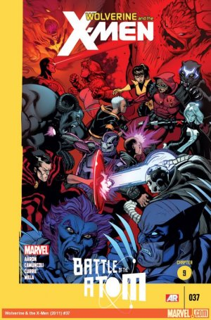 Wolverine And The X-Men # 37 Issues V1 (2011 - 2014)