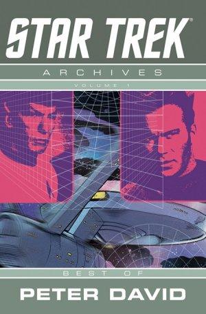 Star Trek Archives 1 - Star Trek Archives volume 1 : Best of Peter David