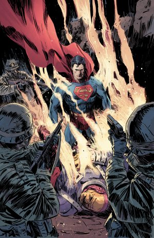 The Adventures of Superman édition Issues V2 (2013 - 2014)