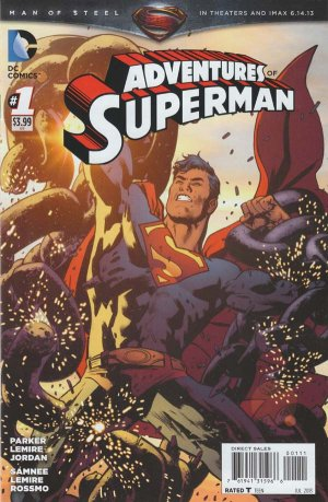 The Adventures of Superman # 1 Issues V2 (2013 - 2014)