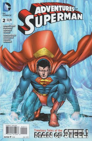 The Adventures of Superman # 2 Issues V2 (2013 - 2014)
