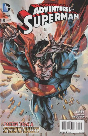 The Adventures of Superman # 3 Issues V2 (2013 - 2014)