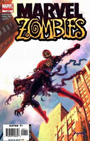 Marvel Zombies édition Issues V1 (2006)