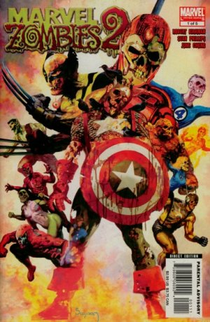 Marvel Zombies 2 édition Issues