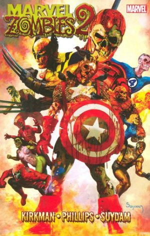 Marvel Zombies 2 édition TPB softcover (souple)