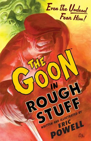 The Goon édition TPB softcover (souple)
