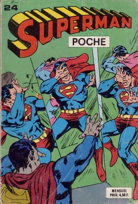 Superman Poche 24 - Les yeux de Superman