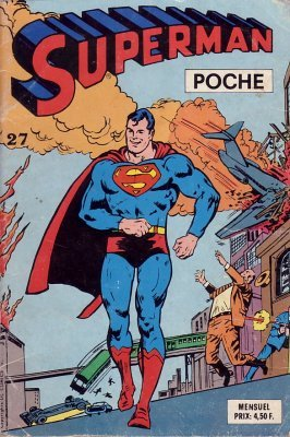 Superman Poche 27 - Le quitte ou double de Supeman