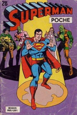 Superman Poche # 28