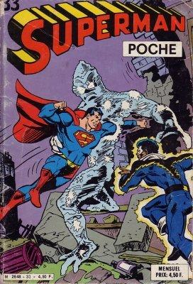 Superman Poche 33