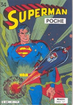 Superman Poche 34