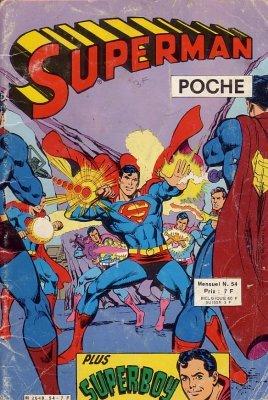 Superman Poche 54