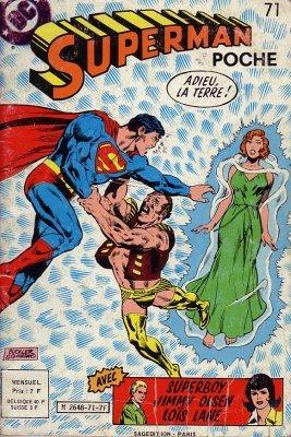 Superman Poche 71