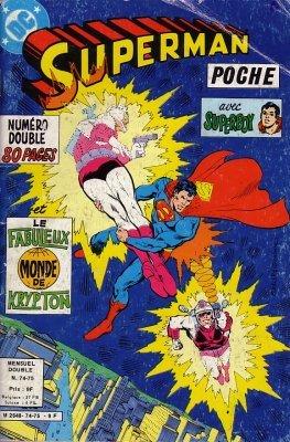 Superman Poche 74