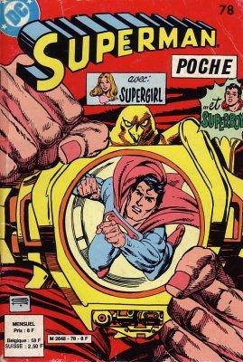 Superman Poche 78