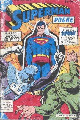 Superman Poche 89